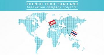 TSM : partnership of The French Tech Thailand